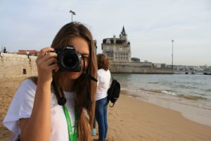 Partenariat avec « Young Reporters for the Environment »