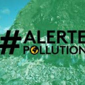 #AlertePollution
