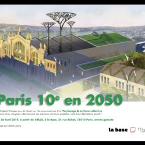 COLLECTIF CITOYEN CLIMAT PARIS 10e – save the date