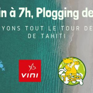 Plogging géant : Péhu Tour