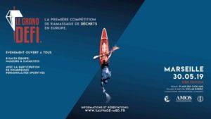 Marseille : grand défi ! Première compétition Européenne de ramassage de déchets