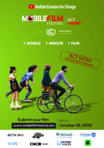 Mobile Film Festival : Act Now