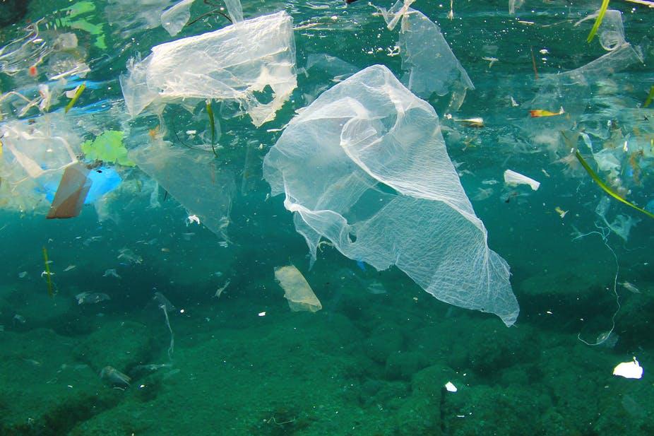 Le plastique, c'est pas fantastique