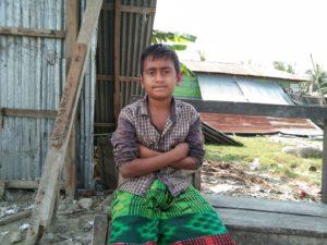 La vie de Rashed, un enfant du Bangladesh