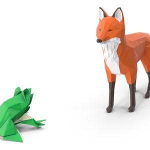 FOXY, LA PETITE RENARDE