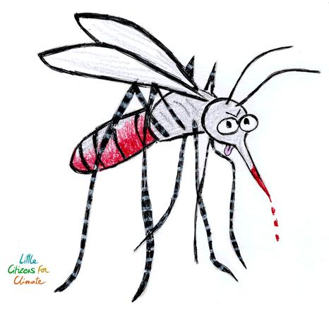 Pour éloigner les moustiques