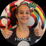 Rosalie ambassadrice France