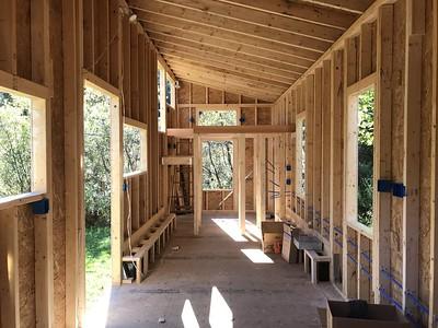 Une petite maison écologique : la tiny house