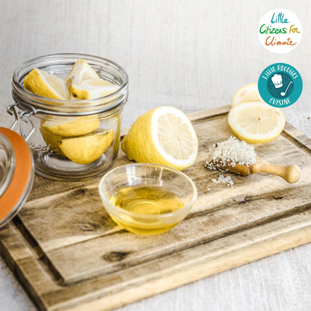 Les citrons confits
