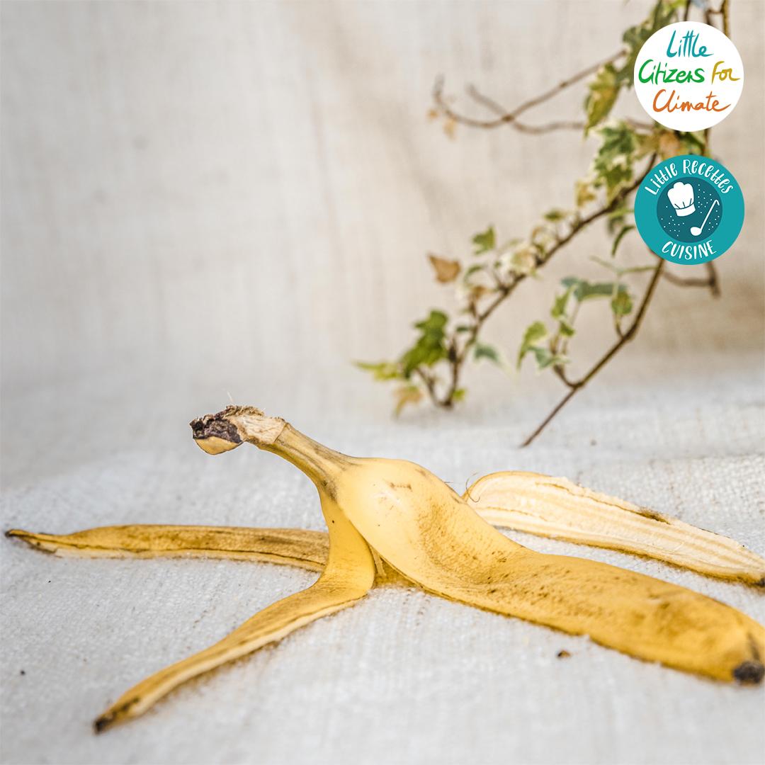 Mystère et peau de banane