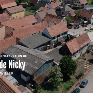 La tiny de Nicky # 3 – Lieu de construction
