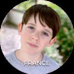 Raphaël ambassadeur France
