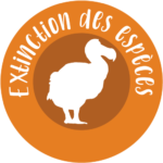 Picto orange extinction des espèces