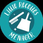 Picto Little reccettes ménager