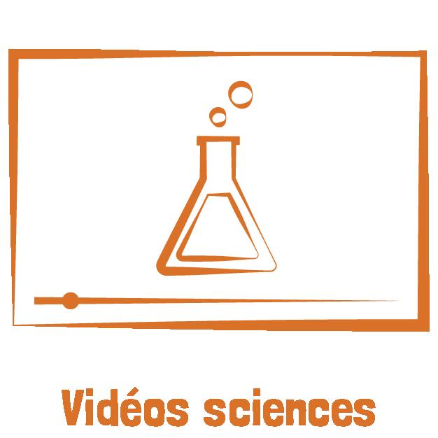Picto vidéos sciences