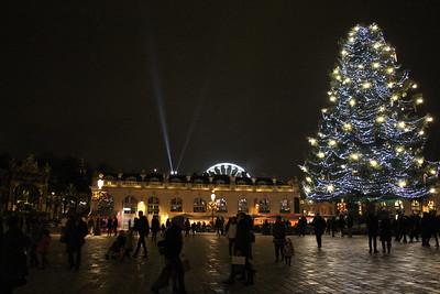 Noël place Stanislas