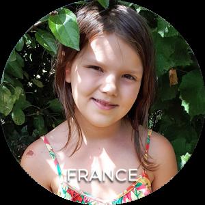 Ambassadrice France : Nora