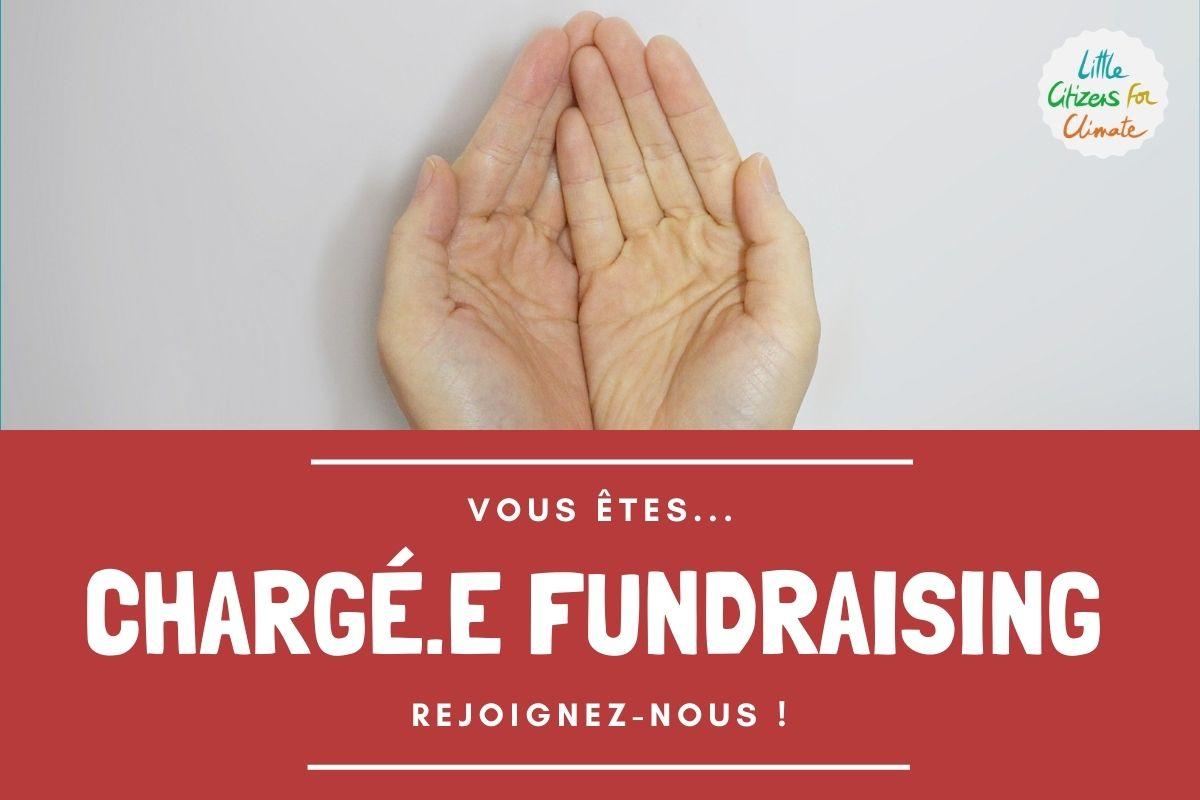 Chargé.e de fundraising
