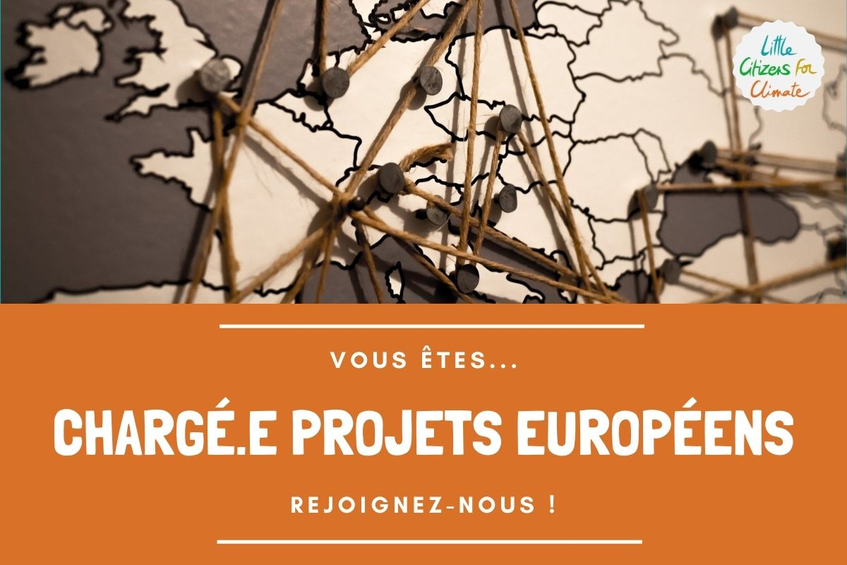 Chargé.e de projets ERASMUS +