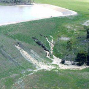 L'érosion  des sols