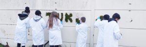 Réaliser un tag végétal